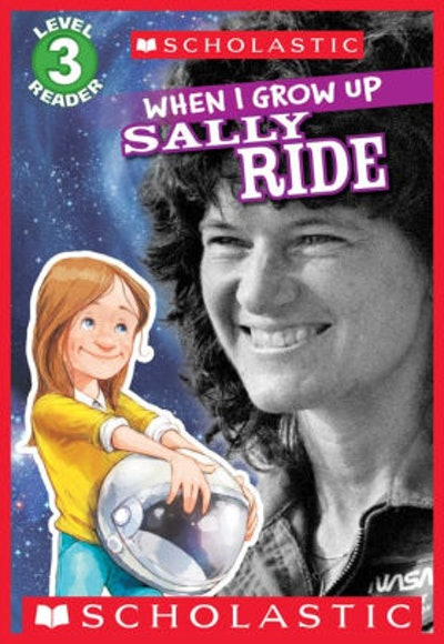 'When I Grow Up: Sally Ride'