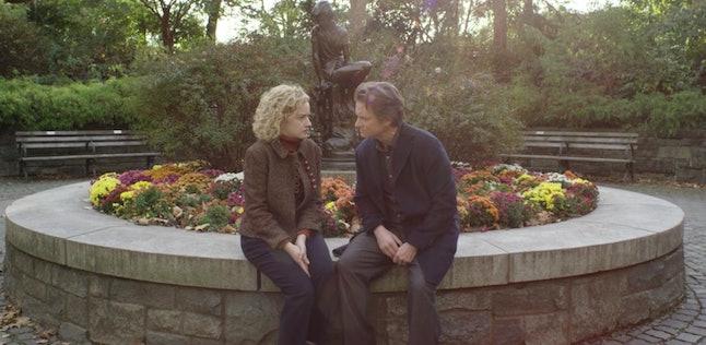 Julia Garner and Shea Wigham in Amazon's 'Modern Love.'