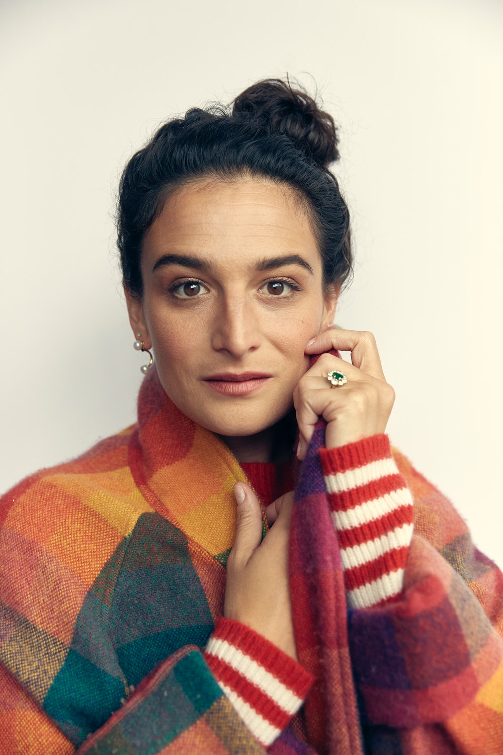 Jenny Slate discusses comedy, anxiety, and love.