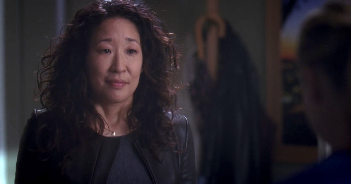 Cristina's Text On 'Grey's Anatomy' Doesn't Mean Sandra Oh Is Coming Back