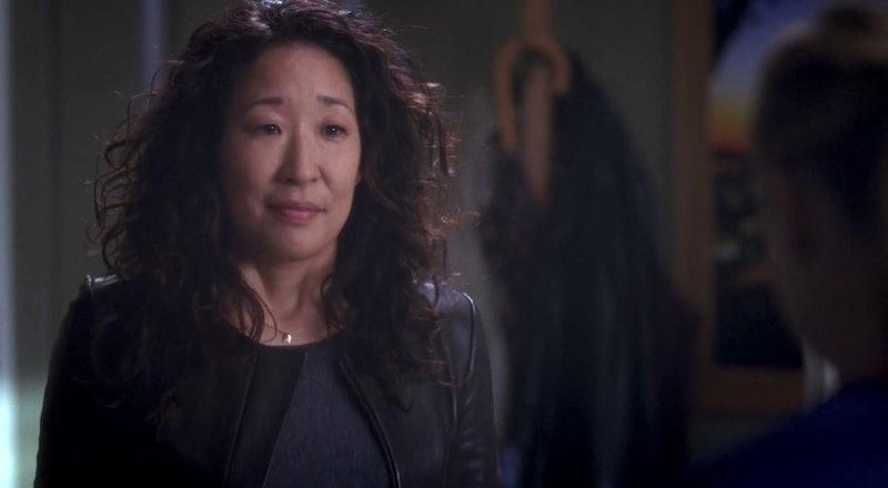 Sandra Oh's Cristina on 'Grey's Anatomy'