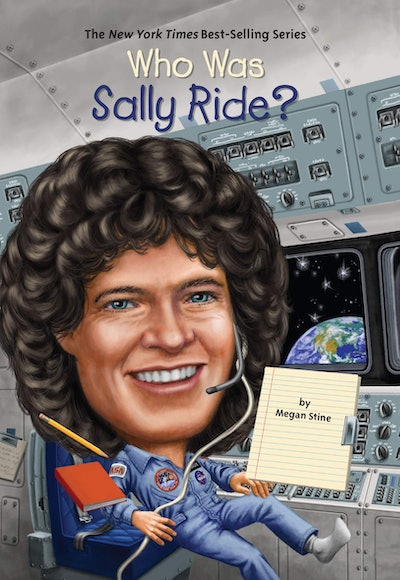'Who Was Sally Ride?'
