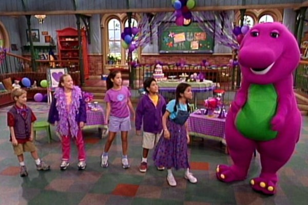 A Live-Action 'Barney' Movie is in the works, but can the world handle it?