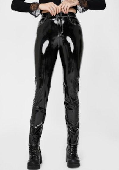 Dolls Kill x The Craft The Void Vinyl Pants