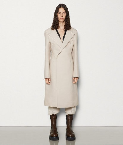 Coat In Wool