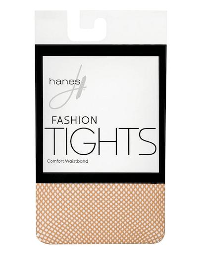 Fashion Fishnet Tights Nude