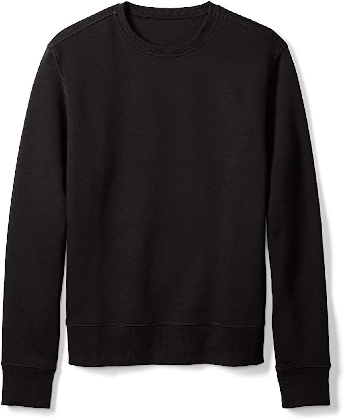 Men's Crewneck Fleece Sweatshirt