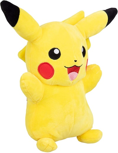 "Pokemon Plush, Large 12"" Inch Plush Pikachu"