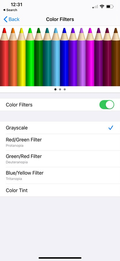 Switching your phone display to grayscale might help it to feel less addictive.