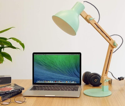 Tomons Swing Arm Desk Lamp