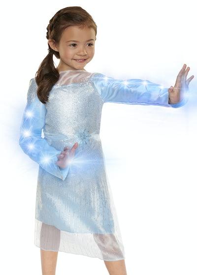 Disney Frozen 2 Elsa's Dark Sea Dress