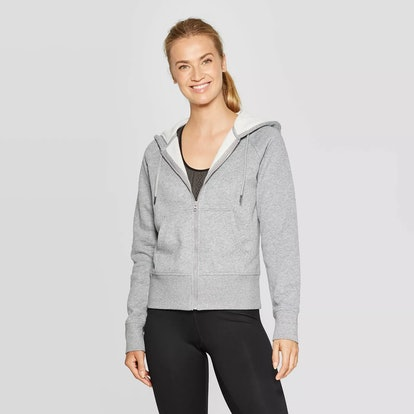 Women's Authentic Fleece Sweatshirt Full Zip