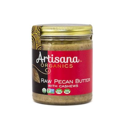 Raw Pecan Butter Single Serve Tear-Open Packs