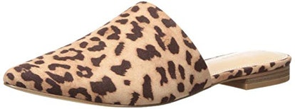 The Drop Frankie Pointed Toe Flat Mule