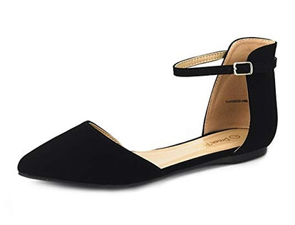 Dream Pairs Pointed Flats