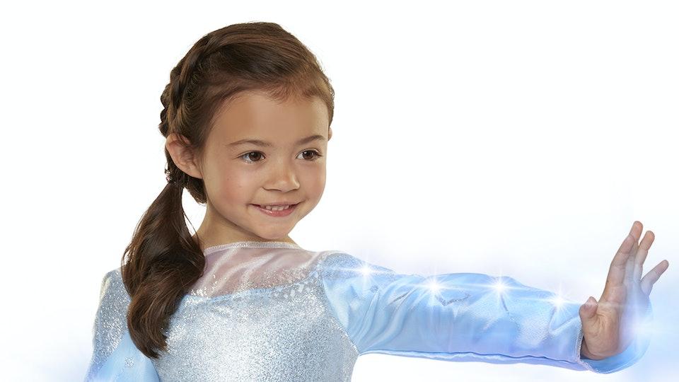 The Light Up Frozen 2 Elsa Dress At Target Is Actual Goals