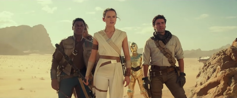Star Wars: The Rise of Skywalker tickets go on sale Monday, Oct. 21.
