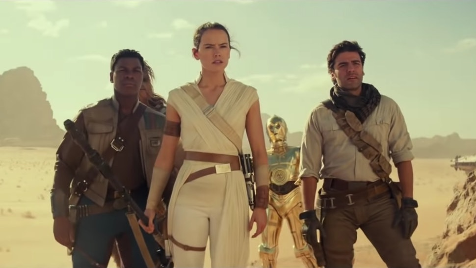 Image result for rise of skywalker""