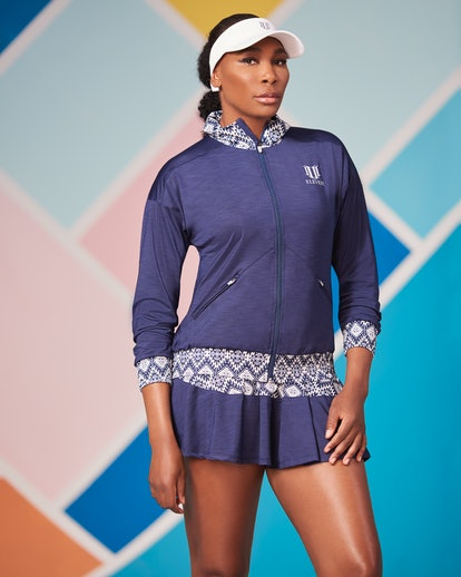 Venus Williams announces the launch of the Iman Collection for her activewear brand EleVen by Venus Williams