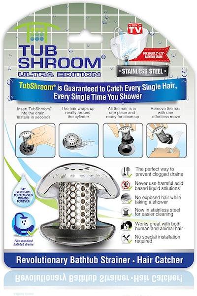TubShroom Bath Tub Drain Protector