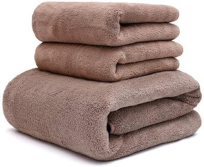 Mummed Luxurious Towel Set