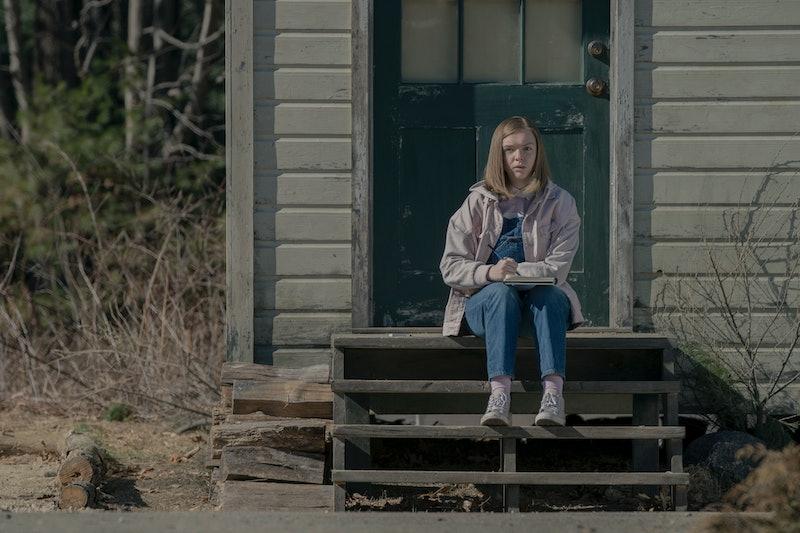 Elsie Fisher's Castle Rock character Joy is Annie Wilke's daughter.