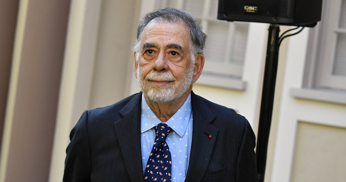 """Francis Ford Coppola finds Marvel films """"despicable"""""""