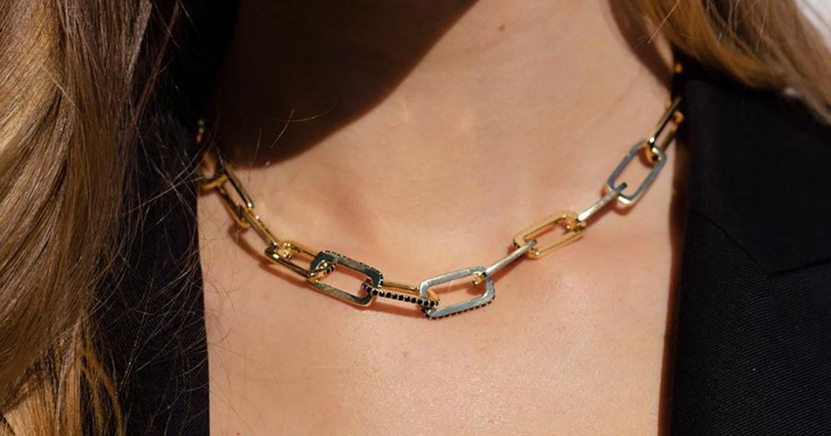 How To Wear Silver Gold Jewelry Together Without Clashing