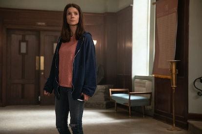 Sonya Cassidy plays Liz Dudley in AMC's 'Lodge 49.'