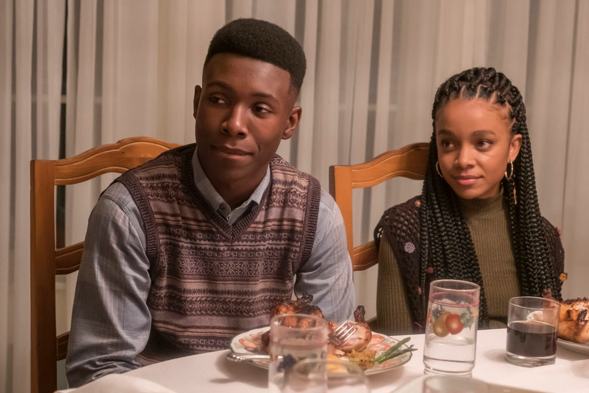 Niles Fitch and Rachel Naomi Hilson on 'This Is Us'