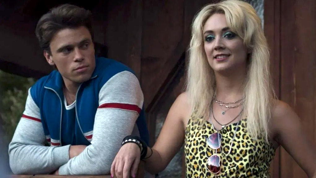 Billie Lourd as Montana and Gus Kenworthy as Chet in 'American Horror Story: 1984' provide great Halloween costume inspiration