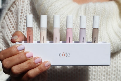 All colors from côte's new 6 Piece Traveler Layering set