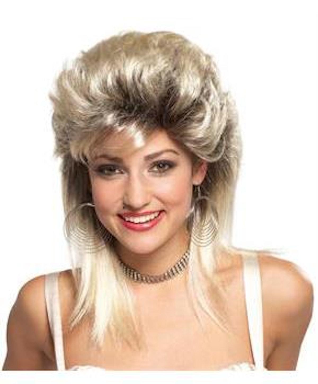 '80s Rocker Wig