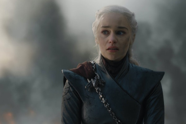 Daenerys Targaryen in Game of Thrones Season 8