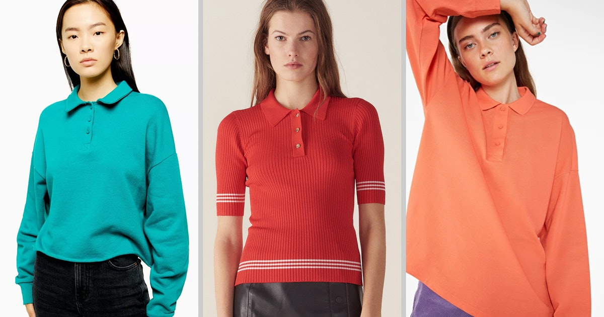 9 Polo Shirts That Prove This Style Can Still Be Rocked In 2019