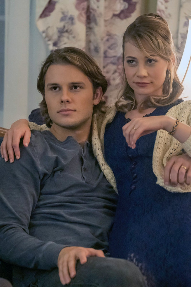 Logan Shroyer as Kevin and Amanda Leighton as Sophie on 'This Is Us'