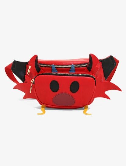 Loungefly Disney Mulan Mushu Fanny Pack - BoxLunch Exclusive