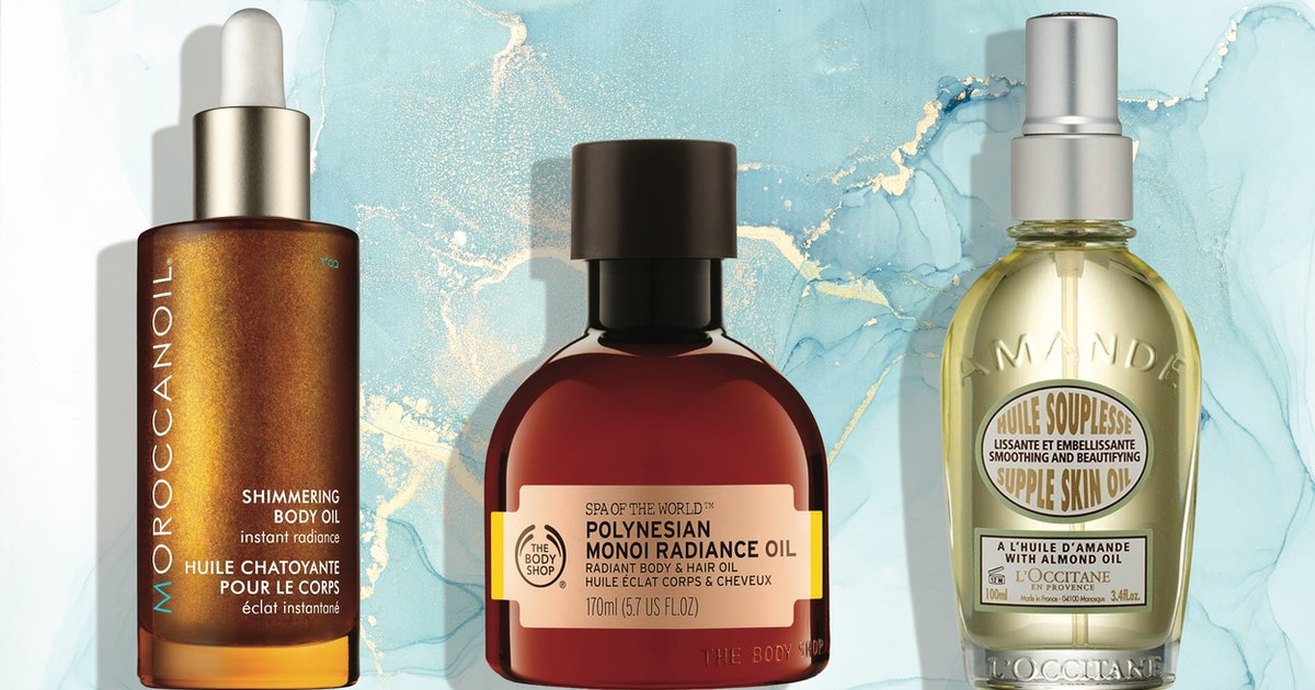 The 6 Best Body Oils For Glowing Skin
