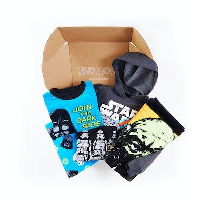 KIDBOX Star Wars Limited Edition Box