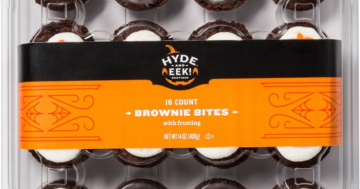 11 Halloween Snacks At Target You Can Feel Good About Giving Your Kid