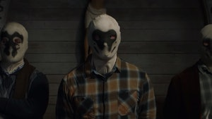 The 7th Kalvary in HBO's Watchmen is a terrorist organization that wears masks similar to Rorschach's mask in the original Watchmen.