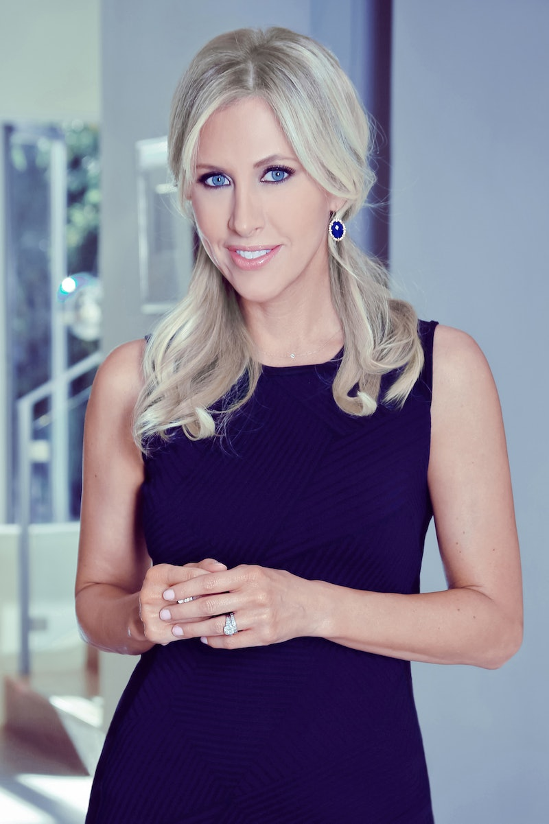 Pictured above is Emily Giffin, the author of The Lies That Bind.