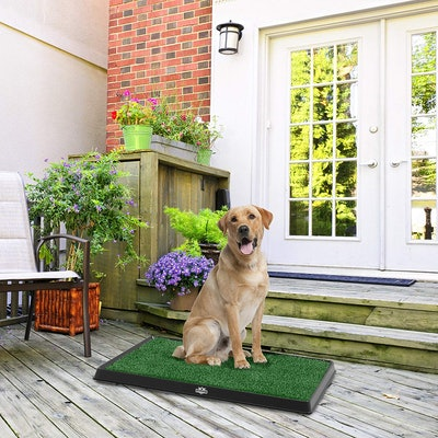 PETMAKER Grass Bathroom Mat