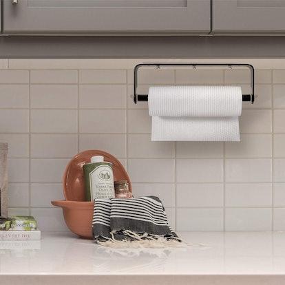 ORLESS Adhesive Paper Towel Holder