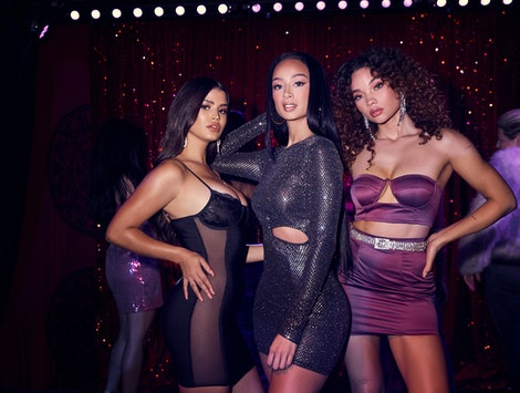 The Superdown x Draya Michele collaboration launches today with affordable looks for a girls night out.