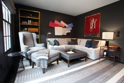 Rooms saturated with color will become a popular 2020 paint trend