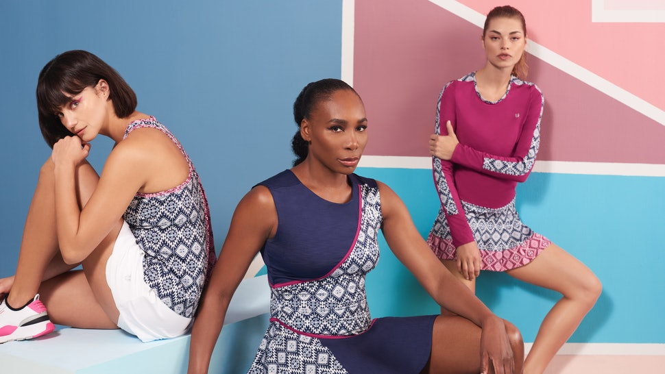 Venus Williams announces the launch the Iman Collection for her activewear brand EleVen by Venus Williams