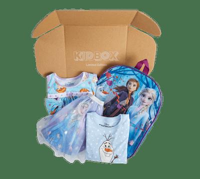 KIDBOX  Limited Editon Frozen 2 Box