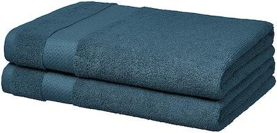 AmazonBasics Performance Bath Towels (Set Of 2)
