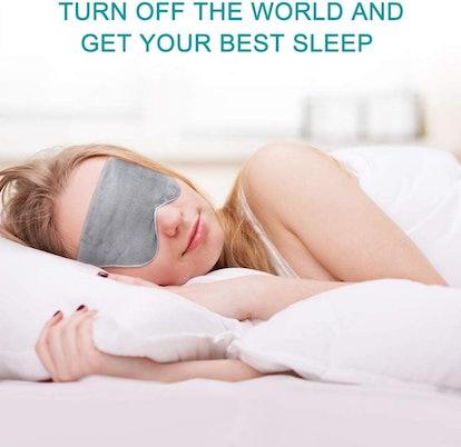 COCOBELA Weighted Eye Mask